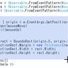 WPFでマウスで選択した範囲をスクリーンキャプチャーする