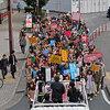 3.25安倍政権に反対するデモ