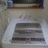 水道パイプ腐食による水漏れ~洗濯機用水漏れ防止ストッパー付きジョイントに交換!! (パナソニック CB-J6)