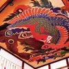 仲見世通りで食べ歩き~[小布施]岩松院で葛飾北斎の八方睨み鳳凰図を浴びてきたの巻