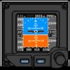 超時空騎団サザンクロス35周年記念 可変戦闘機 オーロラン 操縦パネル
