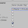 スクリプトでAudioSourceにAudioMixerをセットする【Unity】