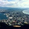 5才児と行く函館山登山