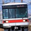 長野電鉄3000系M1編成試運転