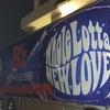 B'zライブ「Whole Lotta NEW LOVE」に行ってきた!@高崎アリーナ