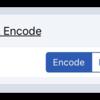 URL Encode