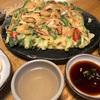 今月の韓国♡食べ物の巻(ハラボジクレープ.ホットク.チヂミetc…)