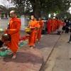 ラオス・ルアンパバーン → タイ・バンコク 4日目