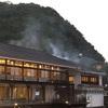 宿泊先のホテルが火事になりました