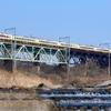 東北本線の臨時快速列車を撮影