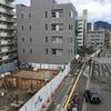 秦野駅北口のデッキ工事が3月8日(水)より開始 完成後は大秦ハイツに直結