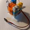 LEGOとATOM LiteでDIYリモコンカー 4 (サーボモータを動かしてみる 2/2)