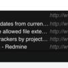 cVim - Redmine のアドレスを登録しておくと便利
