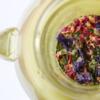 緑茶とハーブの素敵な出会い。『はなぎょくろ』で優雅なティータイムを!
