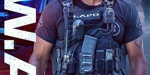 【S.W.A.T.】クリミナルマインドのモーガン主演!ロス市警SWATの海外ドラマ