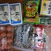 4月の食料品の買い物(2017.4)