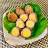 うずら卵の豚肉巻き 保存食にもなる水煮うずら卵が便利