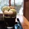 金沢のカフェ「つぼみ」で本物の和スイーツ