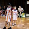 バスケ・ミニバス写真館39 一眼レフで撮影したバスケットボール試合の写真
