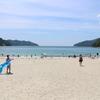 お知らせ:ブログ移転・リニューアルしたよ&海開きの三木里海水浴場で泳いできた