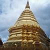 タイ・チェンマイ、バンコクへふらり(テンソウでドイステープ寺院へ)