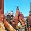 廃墟×工場×世界遺産。フェルクリンゲン製鉄所が衝撃的だった @ドイツ