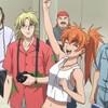 フルメタル・パニック! Invisible Victory 第5話 雑感 ナミちゃんの胸は一体どれほどあるのか?