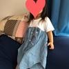 ワイシャツ Tシャツ簡単リメイク★子供服ワンピース 簡単型紙なし作り方