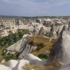 Cappadocia写真(2):カッパドキアの朝 2011/7/5