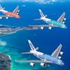 ANAエアバスA380就航記念マイル大放出キャンペーンに透けて見えるANAの苦しい胸の内