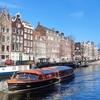 アムステルダムの市街地を散策する(旅行11日目①)