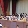 8月31日 4年体育の授業(柴っ子サーキット講習会)