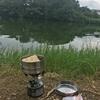【キャンプ+釣り】ダムで釣りとラーメン作り