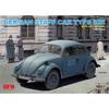 1/35『ドイツ軍 スタッフカー タイプ82E』プラモデル【ライフィールドモデル】より2019年6月発売予定♪