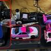 ミニッツMR-03 コーナーの転倒&巻き対策として柔らかいセッティングはアリなのか!?