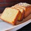 かぼちゃのチーズケーキ完売→チーズのパウンドケーキ