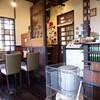 今季初 阿蘇のレストランにストーブ(熊本県)