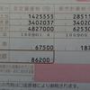 固定資産税・都市計画税納税通知書が届きました