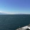 冬にPA海ほたるに行ったら景色は良かったが風が強すぎて寒すぎた