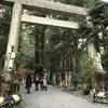 今年の初詣(2)(椿大神社、小岸大神社)