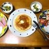【悲報】ハノイ土産のバチャン焼きの皿が割れた・・パンケーキが最後の食卓となった