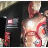 マーベル展 東京に行ってきました! アイアンマン・キャプテンアメリカ