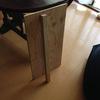 彫刻作業台。