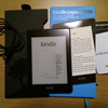 Amazon Kindle Paperwhite 2018到着