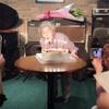 「自撮りのキミちゃん」こと西本喜美子さんのお誕生日会
