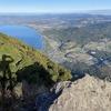 2020年12月26日 九州自然歩道 72日目 鹿児島県指宿市開聞~指宿市山川 眺望絶佳の開聞岳 眺めて良し、登って良し、頂からの景色はさらに良し