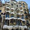 2016.12バルセロナひとり旅③カサバトリョ