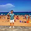 バルセロナ/サンセバスチャン旅行記9 バルセロネータのビーチに感動!