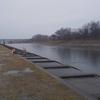 北方マス釣り場 2020年 1月某日 大雨の日はパラダイス
