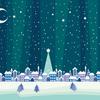 【無料/フリーBGM素材】真夜中、静かな場所、しんみり『Silence』クリスマス音楽